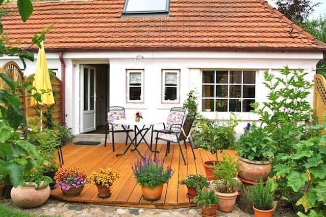 Ostsee-Ferienwohnung im Klosterdorf