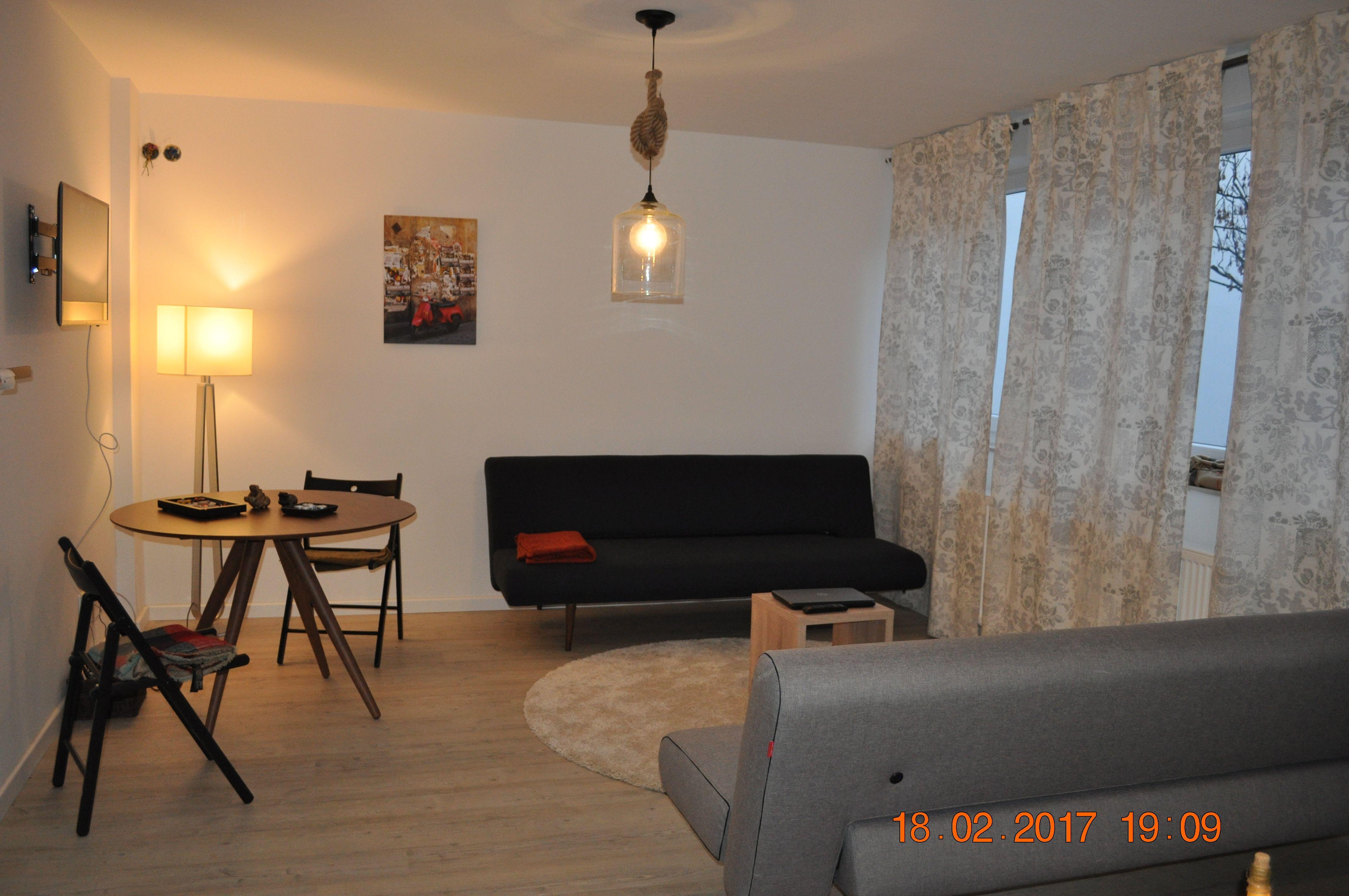 Atractivo piso turístico para 2 en Colonia