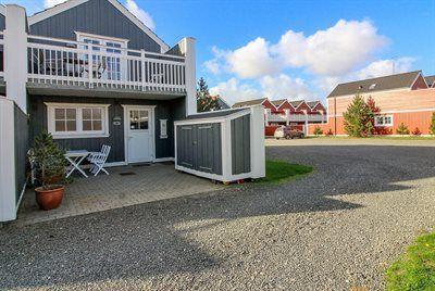 Eingerichtete Wohnung in Blåvand