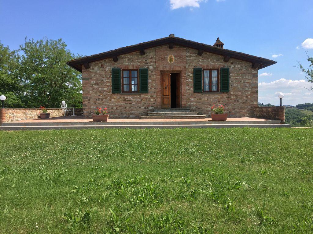Alojamiento en Montespertoli para 4 huéspedes