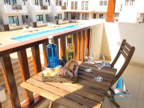 Holiday rental with balcony in Puerto calero