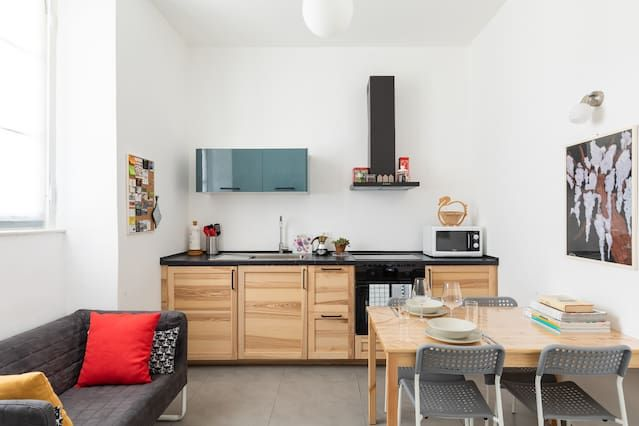 Apartamento con wi-fi
