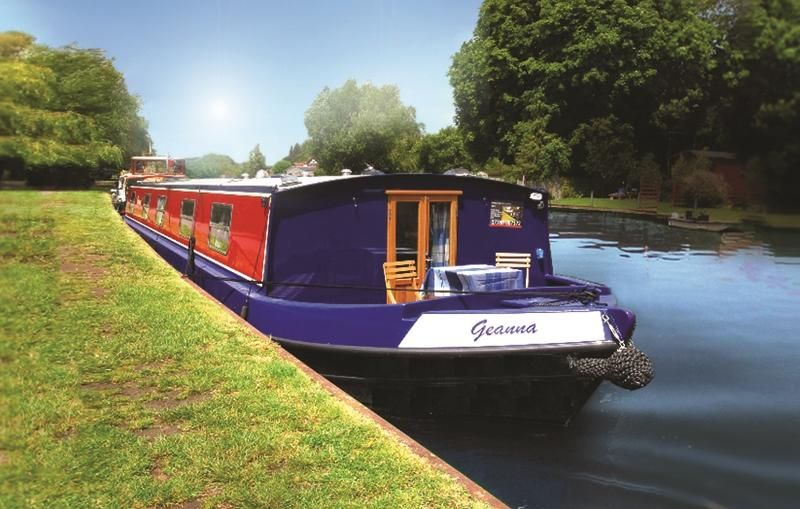 Boat Geanna