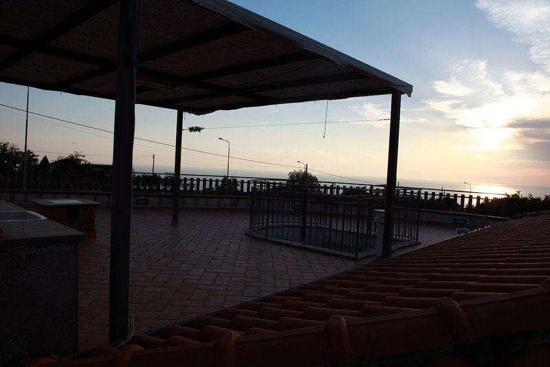 Équipé hébergement avec balcon