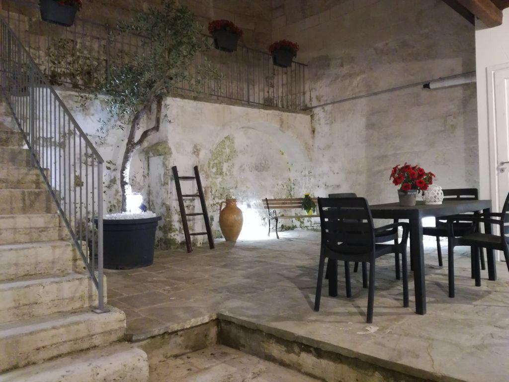 Vivienda de 2 habitaciones en Matera