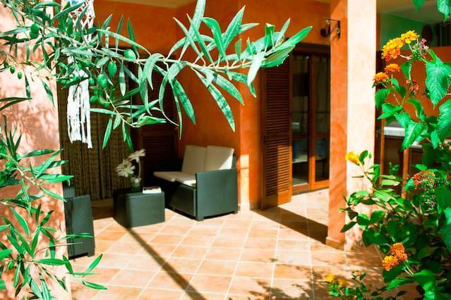Property in Villasimius, cagliari for 6 guests