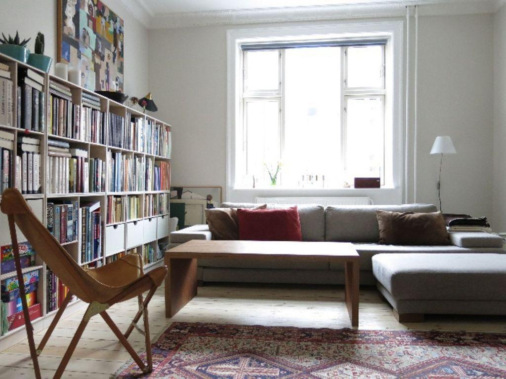 Wohnung in Copenhagen mit Balkon