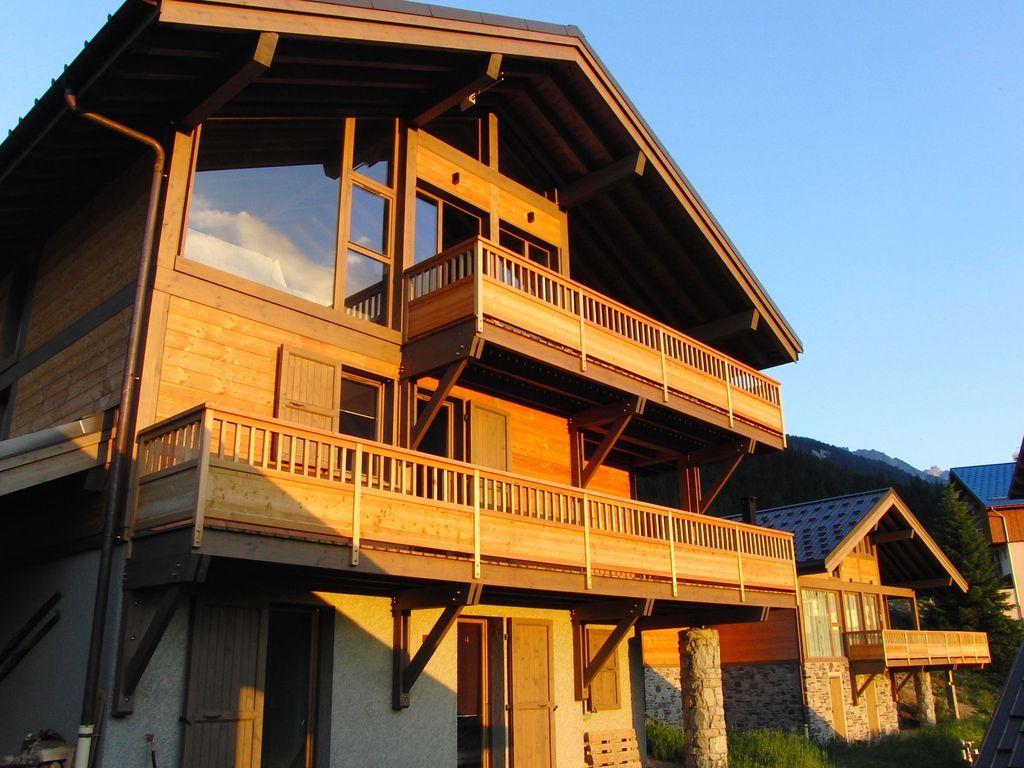 Residencia de 5 habitaciones en Valfrejus
