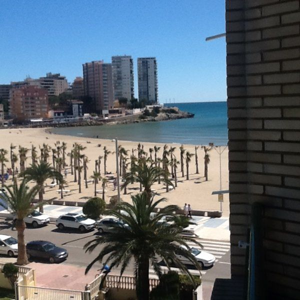 Property in Oropesa del mar for 4 people