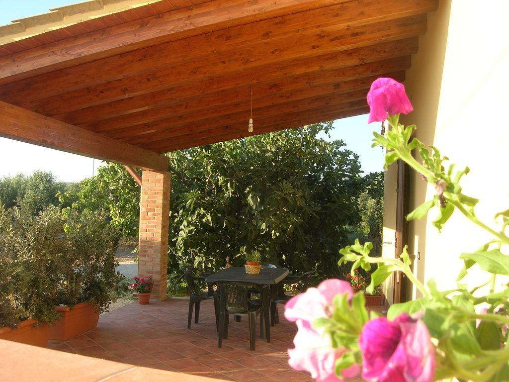 Casa para 4 huéspedes con jardín