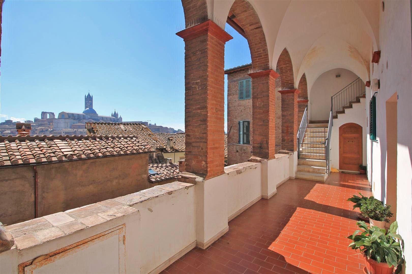 Apartamento luminoso en Siena con  Cocina