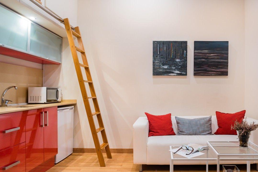 Logement avec 1 chambre à Barcelona