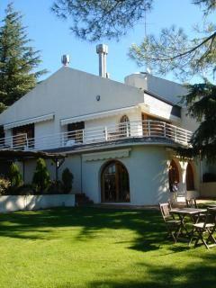 Amazing villa Madrid