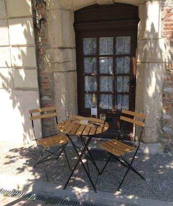 Place du Marché, Claira