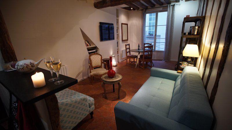Hébergement de 1 chambre à Paris
