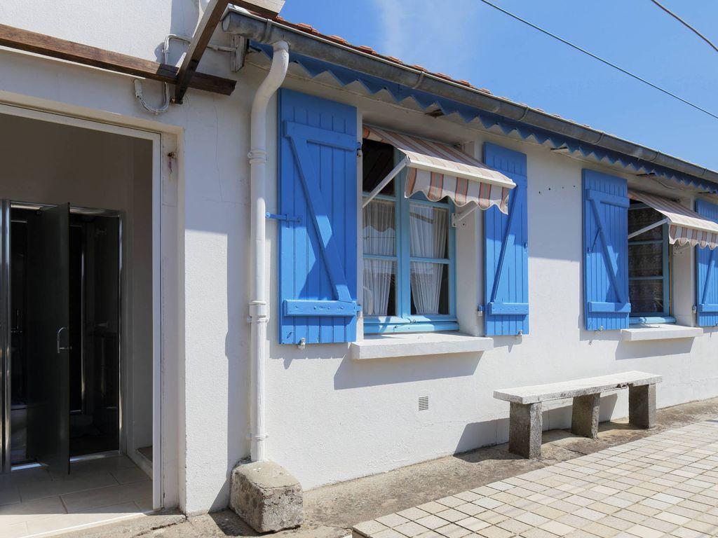 Appartement attractif pour 4 voyageurs