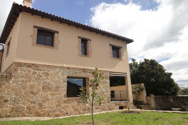 Acogedora Casa de Campo - La Vera