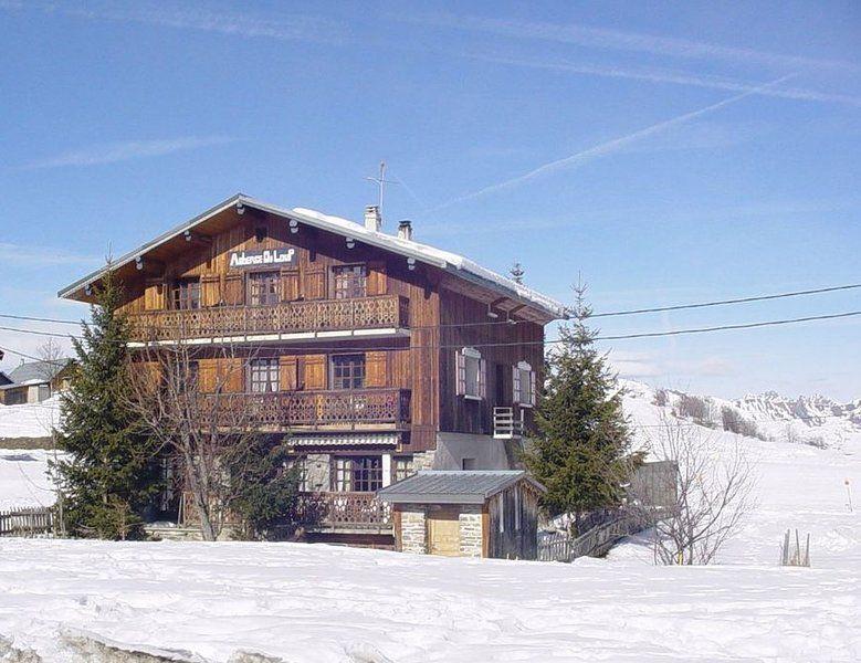Alojamiento para 10 huéspedes en Albiez-montrond