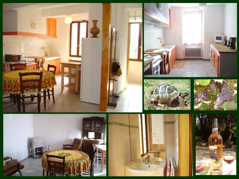 Very nice apartment in Gonfaron, heart of Provence