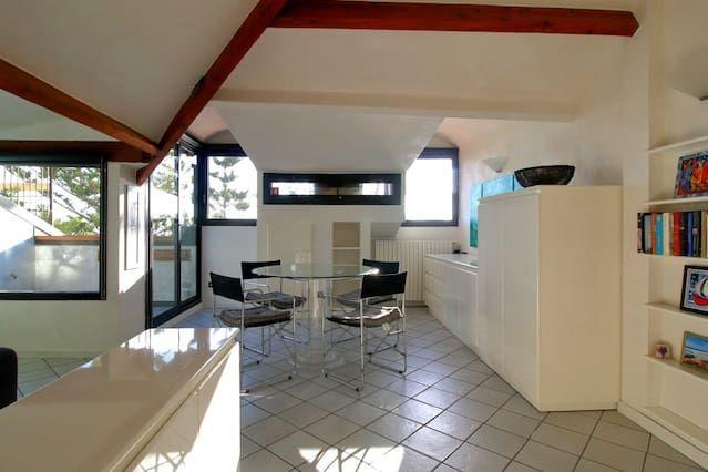 Vivienda de 60 m² para 4 huéspedes