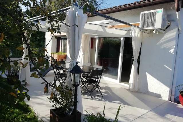 Piso con jardín en Seyresse