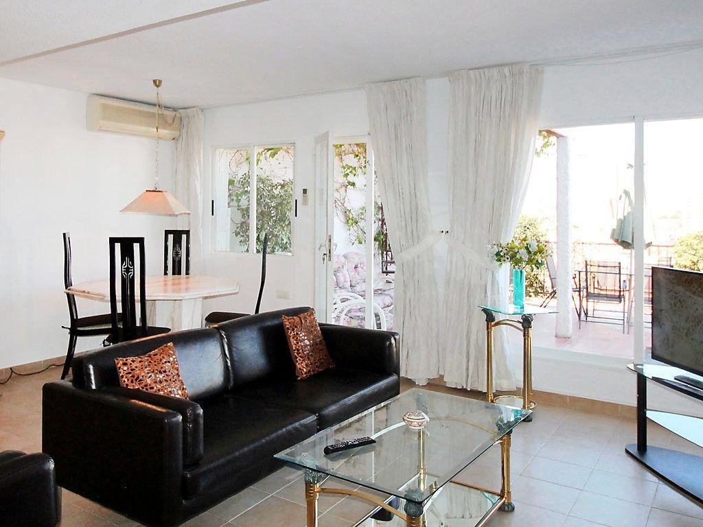 Beautiful accommodation of 3 bedrooms in Benidorm