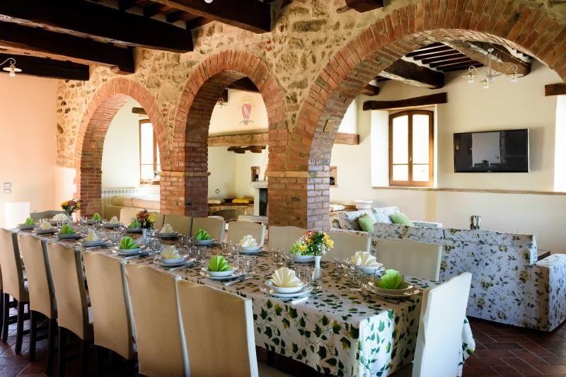 Alojamiento en Preggio para 10 huéspedes