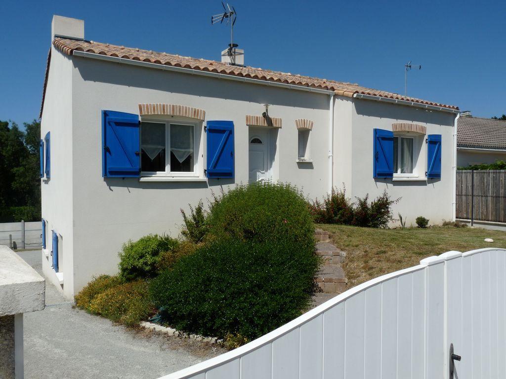 Residencia en La plaine sur mer con parking incluído