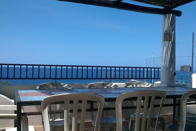 Princo double room front beach spectacular view