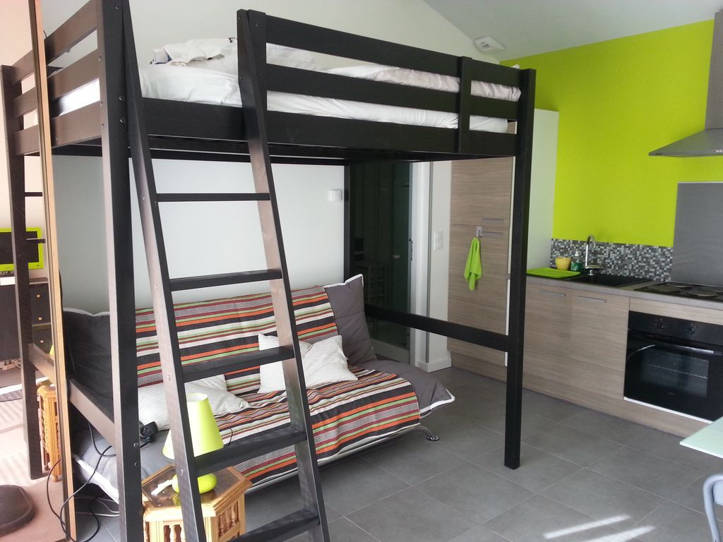 Popular vivienda de 25 m²