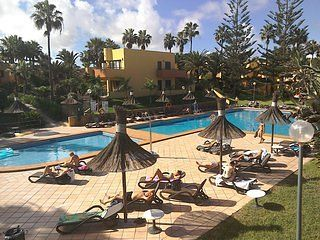 Apartment with views in Corralejo