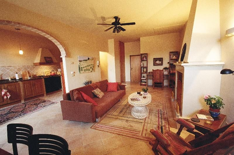 Charming apartment on Tuscany/Umbria border