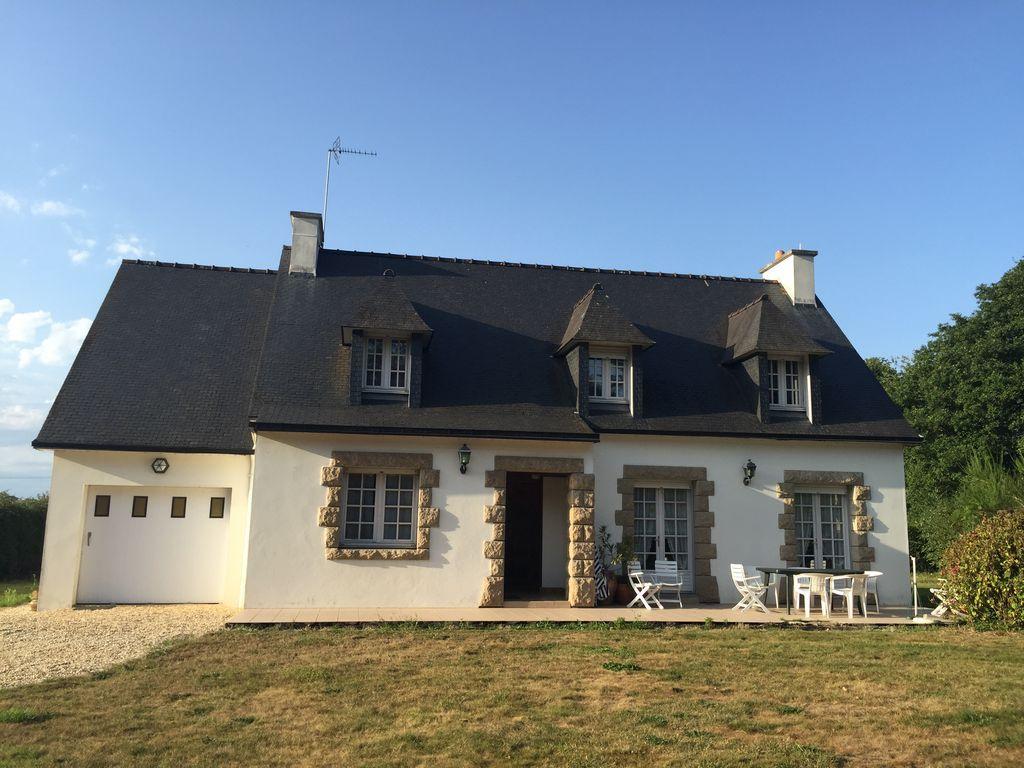 Vivienda de 4 habitaciones en Finistère