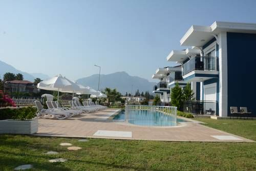 Holiday rental in Kemer with balcony