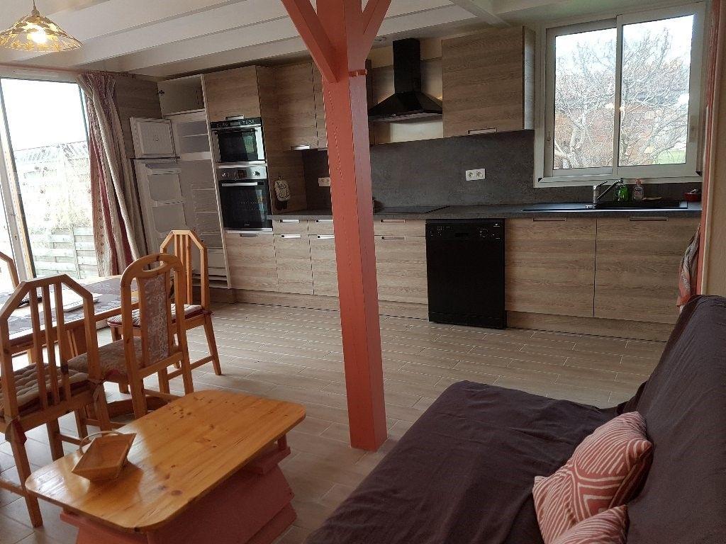Alojamiento en Le porge de 3 habitaciones