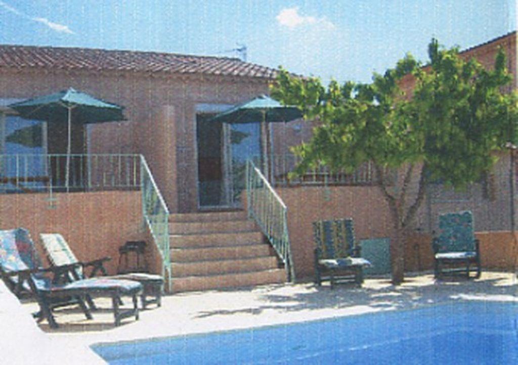 Hébergement à Vaucluse à 1 chambre