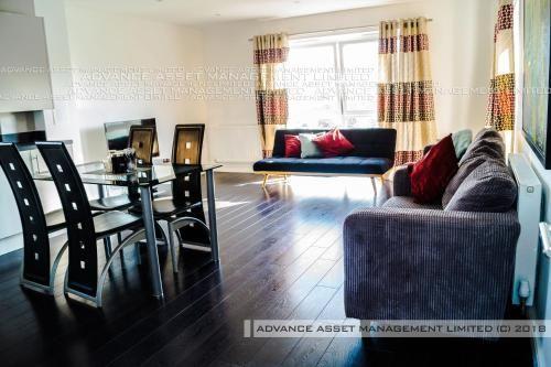Alojamiento en Dartford de 1 habitación