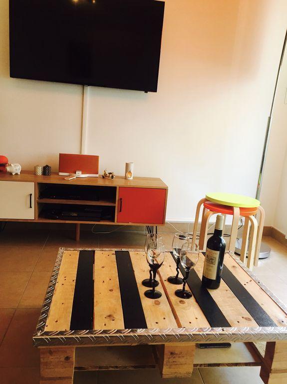 Logement de 51 m² pour 4 voyageurs