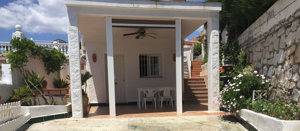 Central holiday rental in Benalmádena for 3 guests