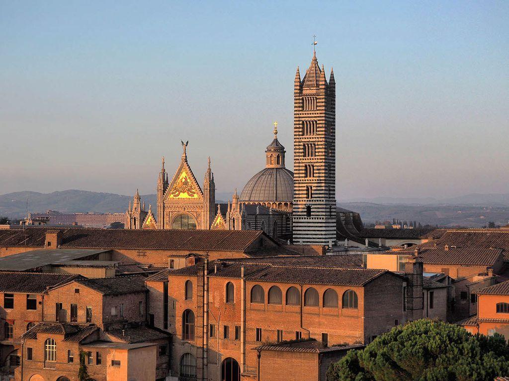 Apartamento ideal con Internet y Cocina en Siena
