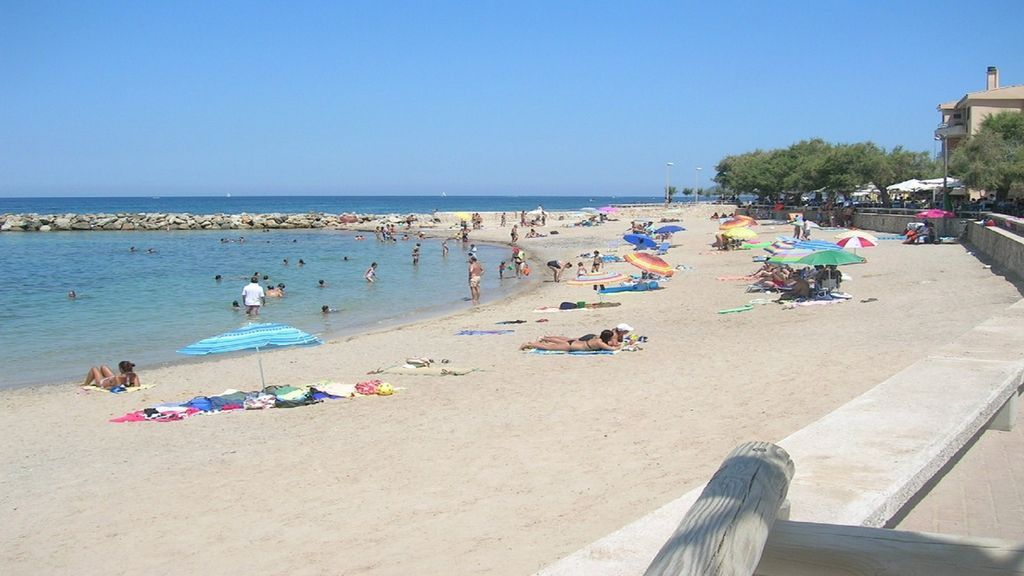 Casa de Lujo en Mallorca virgen, Sólo Patios De La Playa