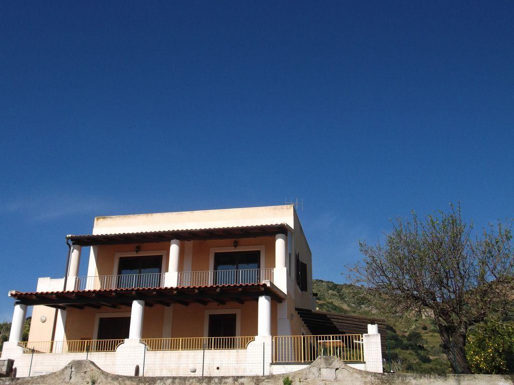 Alojamiento de 140 m² en Lipari