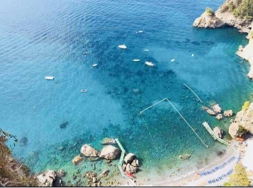Panoramic holiday rental in Amalfi