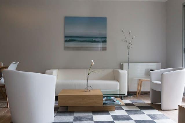 Alojamiento de 55 m² de 2 habitaciones
