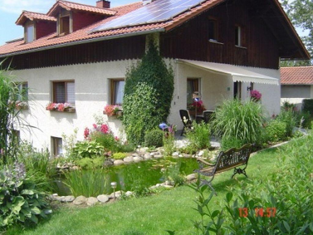 Wohnung auf 60 m² in Frauenau