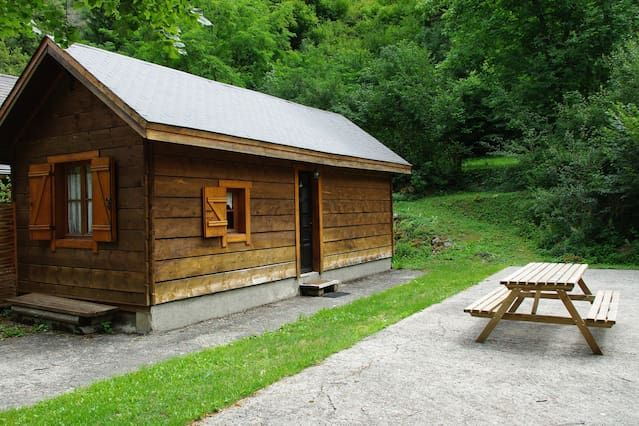 Provista residencia de 30 m²