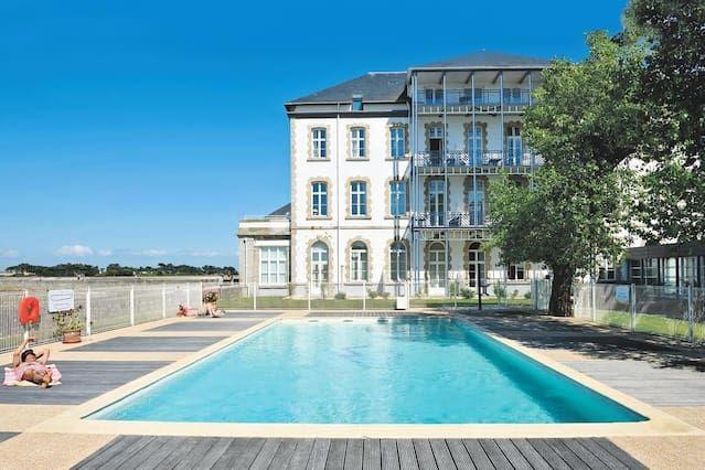 Maravilloso alojamiento en Saint-nazaire