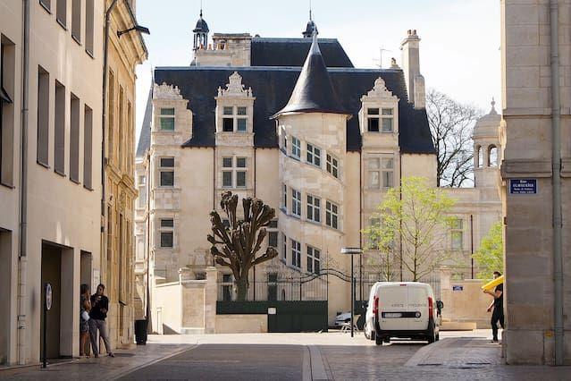 Appartement à Poitiers avec parking