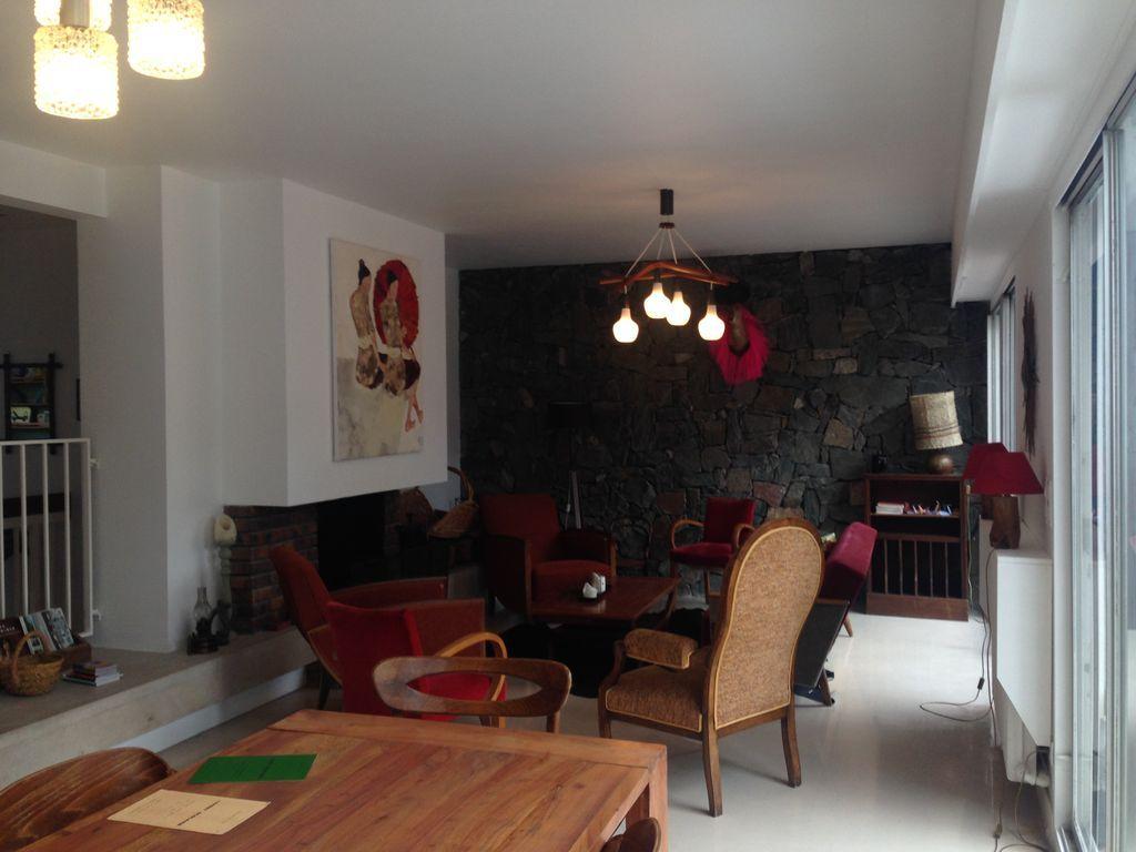 Residencia hogareña de 200 m²