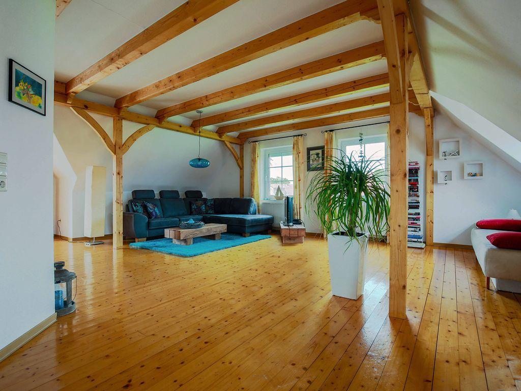 Unterkunft in Dornum-roggenstede mit 2 Zimmern